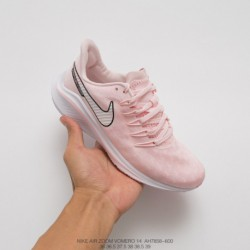 Ah7858-600 Nike Air Zoom Vomer 14 V14 Lunar Epic 14th Generation Breathable Trainers Shoes Pink Has The Previous Plusher Materi