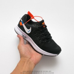 352-001 Nike Air Zoom Pegasus 33 X Off White Crossover Lunar Epic 33 Generation Breathable Trainers Shoes Seasonal Best Hot Cak