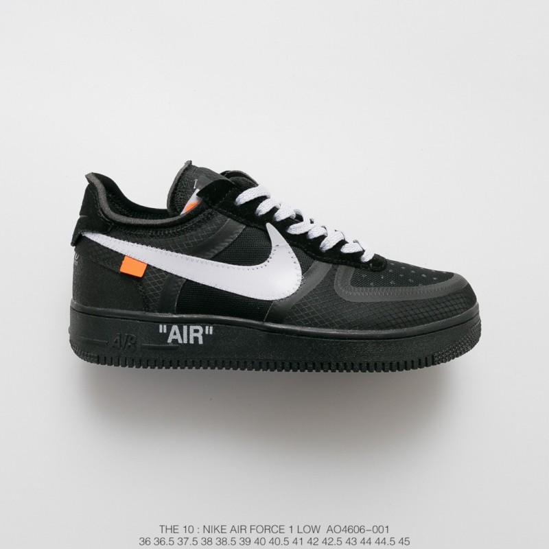 Nike Air Force 1 Casual,Nike Air Force 1 Low Casual,AO4606 700 Nike Off White x Nike Air Force 1 The Ten 2.0 Air Force One Clas