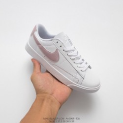 Nike-Blazer-MID-Style-Nike-Blazer-All-White-Low-The-style-of-Nike-blazer-low-All-match-is-loved-by-trend-people