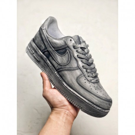 Force Fashion 1 nike One Depth Af1 Old Low Leather Air old Al Ultra 1 Nike Black 5RLA43j