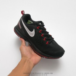 555-017 nike air zoom pegasus lunar epic pegasus 34 generation breathable trainers shoes stretch cushioning performance blends
