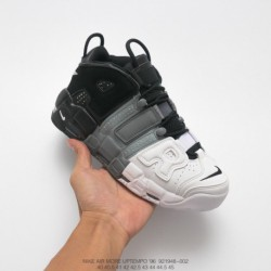 Aa4060-200 Nike Air More Uptempo OG Big AIR Pippen Generation Vintage All-Match culture basketball-shoes Original Air More Upte
