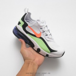 Cheap-Nike-Air-Shoes-China-Buy-Cheap-Nike-Trainers-AQ9087-109-Nike-React-Air-Max-Rheas-Rear-Half-Palm-Air-All-match-Sports-Jogg