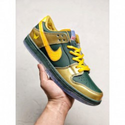 BV8740-377 Nike SB Dunk Pro Low Doernbecher Charity DB Skate Board Shoes This Pair Of Nike SB Dunk Pro Low From 12 Years Old Jo