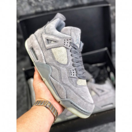 outlet store c56f1 06709 Air Jordan 4 KAWS Black,Jordan 4 Black And Gray,155-001 Jordan/ KAWS x Air  Jordan 4 Black Graffiti Crossover all gray and black