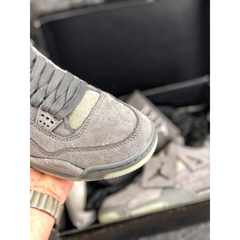 outlet store 0194a d0abe Air Jordan 4 KAWS Black,Jordan 4 Black And Gray,155-001 Jordan/ KAWS x Air  Jordan 4 Black Graffiti Crossover all gray and black