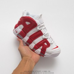 962-100 Nike Air More Uptempo Qs Pippen AIR Culture Basketball-shoes Air More Uptempo Is Definitely One Of The Most Dazzling Mi
