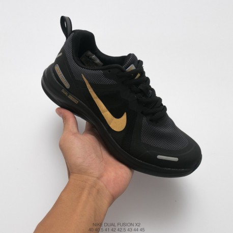 super popular 0f42b 24669 Nike Womens Nike Dual FUSION X Deadstock Jogging Shoes Lightweight And  Comfortable Leisure Shoe With Stretch