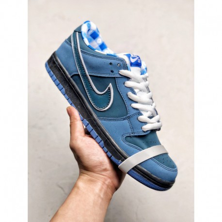 x Nike SB Dunk Low Blue Lobster
