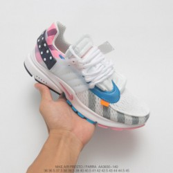 Aa3830-140 Nike Creative Tripart Crossover Dutch Pioneer Artist Crossover Parra Off White X Nike Air Presto 2.0 Generation King