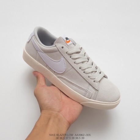 the best attitude 20ab8 d7554 760-026 nike blazer all-match suede small skate shoes by lance mountai