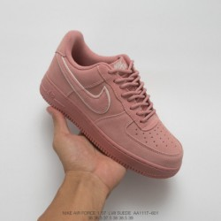 on sale 1c425 e4580 Aa1117-600 Nike Air Force 1 07 LV8 Suede Air Force One Classic All-