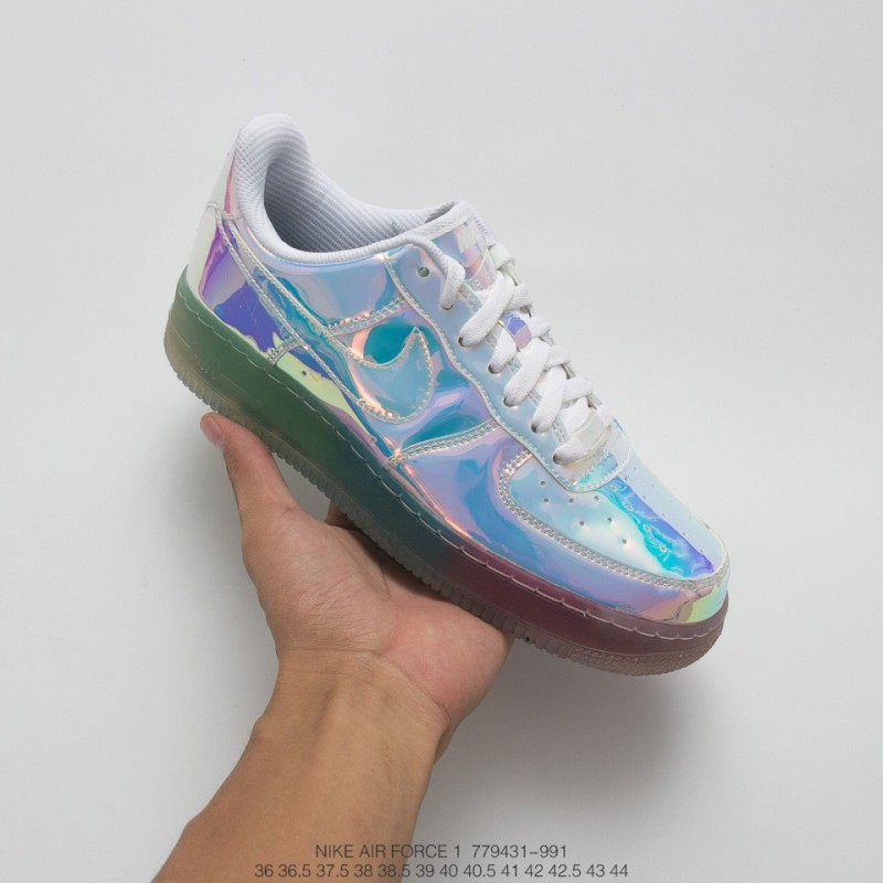 Air Nike Official Bespoke Force Sole 1 nike Id Iridescent 431 991 Website Rainbow Ybf6g7y