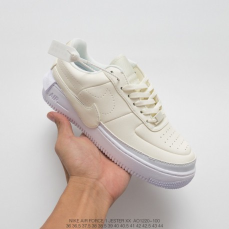 huge selection of 46472 82694 Nike Air Force 1 Sole,Nike Air Force 1 Low Gum Sole,AO1220-100 Nike Womens  AF1 JESTER XX Violet Mist Fires Instagram a Crazy Ex