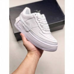 sports shoes ea236 17b6c Nike Womens Af1 Jester XX Deadstock Exclusive Leather Upper Sole Beauty Hot  Cake Exclusive Sole Air