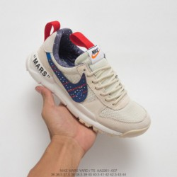 Aa2261-007 Nike Dutch Pioneer Artist Piet Parra Xnike Craft Mars Yar Astronaut Shenyou Space 2.0 Limited Edition Racing Shoes C