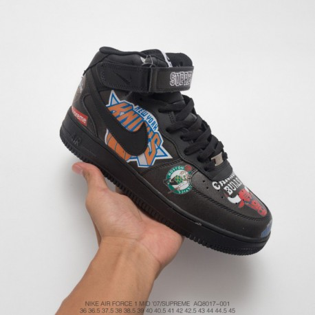 low priced 1f1f7 05374 Nike Air Force 1 NBA Supreme,Supreme Nike Air Force 1 NBA,Nike Supreme x  NBA x AF1 Tripartite Crossover Supreme x NBA x Nike Ai