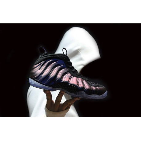 Premium wanmade america order wanfa foamposite one/Pro the highest craft eggplant spray nike air foamposite one rose gold uses