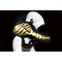 Premium wanmade america orders wanfa foamposite one/Pro the highest craft carbon fiber gold spray nike air foamposite one rose