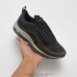 Nike air max 97 all-match Vintage Air Jogging Shoes The Classic Design That Sets The Status Of Popular Sportshoes: Waterlin