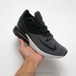 Nike-Air-Vapor-270-AO1023-003-Nike-Air-270-Flyknit-Seat-Half-Palm-Air-Jogging-Shoes