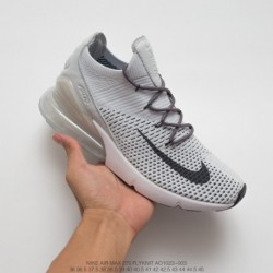 Nike-Air-Force-270-Phantom-For-Sale-AO1023-003-Nike-Air-270-Flyknit-Seat-Half-Palm-Air-Jogging-Shoes