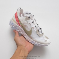 Aq1090-100 Nike No Word Correction Undercover Leading Brand Crossover UNDERCOVER X Nike Upcoming React Element 87 Reaction Elem