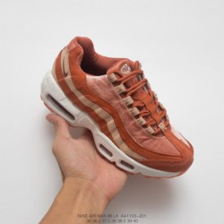 Aa1103-201 Nike Womens Air Max 95 LX Vintage All-match Air Jogging Shoes The Famous Nike Air Max 95 OG Male/female Sportshoes W