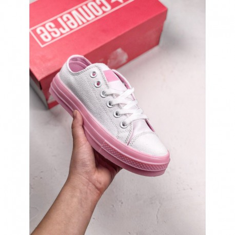 Converse Turns Over With Transparent Jelly Shoes In Cooperation With OFF-WHIT