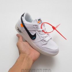 Nike-Dunk-SB-All-White-Nike-DUNK-SB-x-Off-white-bold-creative-this-year-OFF-WHITE-x-Nike-s-Crossover-cooperation-almost-dominat