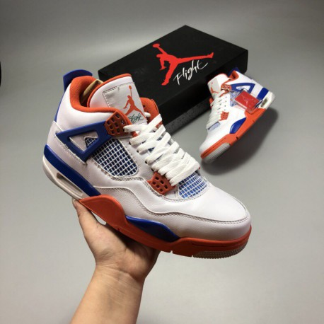 new arrival 904ad 5ce16 Jordan 4s Fire Red,Fire Red Jordan 4s,Jordan/Air Jordan 4 Fire Red White  Blue Orange Upper in the first half of the 1989-90 sea