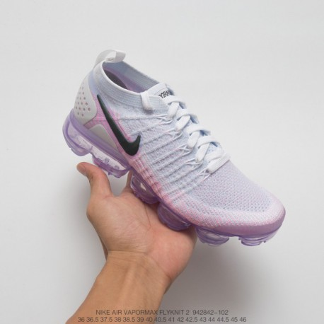 843-800 Nike Air VaporMax Flyknit 2.0 W Premium Probability II Generation Air Max All-match Jogging Shoes With The New Max Air
