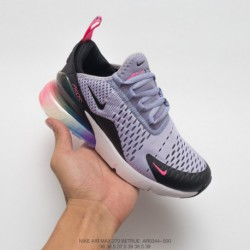 Nike-Air-Force-270-Black-And-Red-AR0344-500-Nike-Air-Max-270-Seat-Half-Palm-Air-Jogging-Shoes-Lavender-Black-and-White-Red-Air