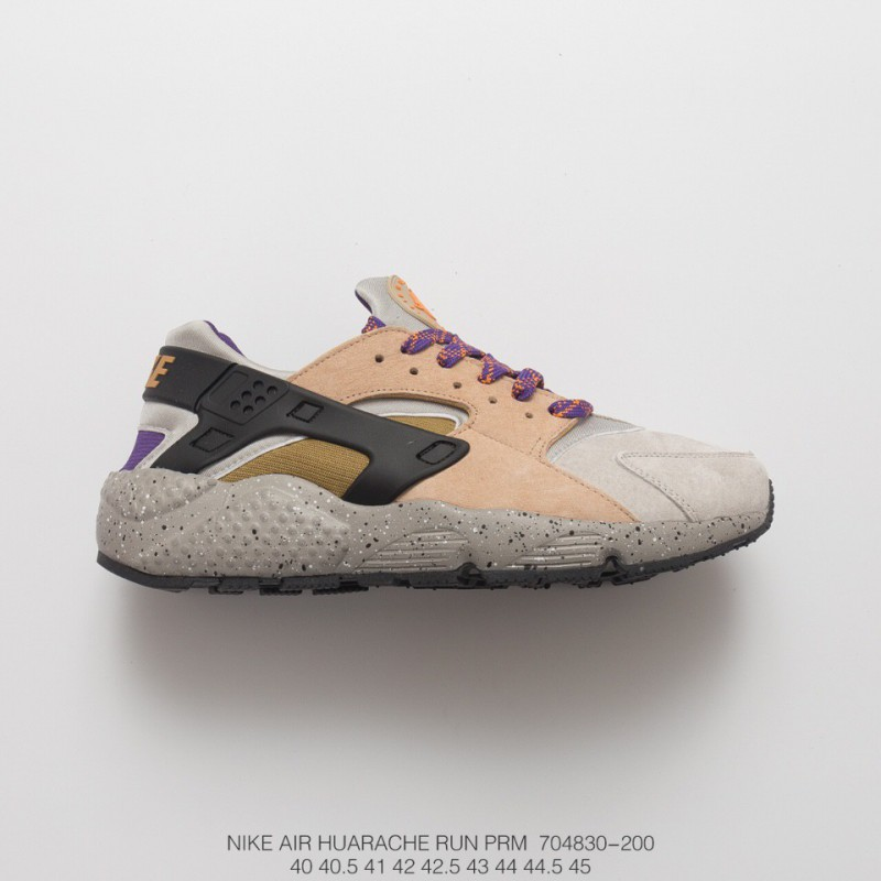 ddeab8cd323cd ... 830-200 Nike Air Huarache Run Premium Generation Wallace Vintage  All-match Jogging Shoes ...