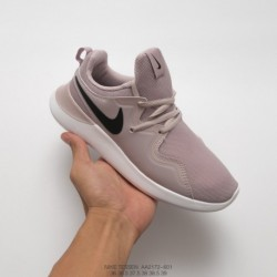 Aa2172-601 nike tessen london second generation small run rose summer womens mesh breathable comfortable sports and leisure rac