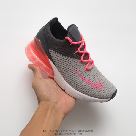 77541025e36b Ah8050-005 nike cost-effective 18ss season deadstock nike air 270 flyknit  seat half