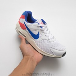 768-101 Nike Air Max Guile Three Eyes Air Vintage All-Match jogging shoe