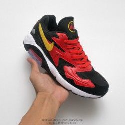 042-106 Nike World Cup Theme FSR Nike Air Max 180 OG 2 Generation Vintage All-Match jogging shoes germany bred yello