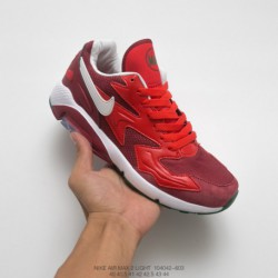 042-603 Nike World Cup Theme FSR Nike Air Max 180 OG 2 Generation Vintage All-Match jogging shoes portugal wine red white gree