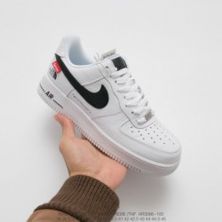 Ar3066-100 Nike Crossover Supreme X North Side The North Face X Nike Air Force 1 Pleated Effect Air Force One Classic All-Match