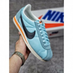 873 700 Nike CLASSIC Cortez Nylon Cortez Shoes Oxford Faceted EVA Lightweight Cushioning Material With The Latest Improved Inde