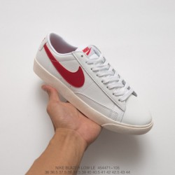 471-004 nike blazer low premium blazer limited edition all-match small skate shoes men/women Skate Board Shoes Innovation Class