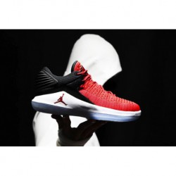 Actual Combat Supports All Actual Combat Air Jordan XXXII Aj32 Red Bred Forbidden Before And After Separation Zoom AIR Air Orig
