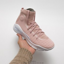 Under armour/Under armour curry 4 powder white curry fourth generation super popular signature shoes 2018 most new colorway str