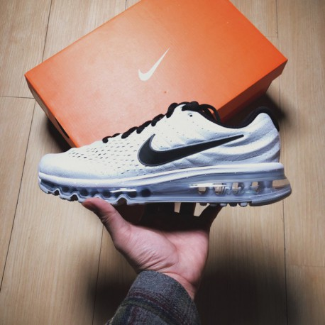 release date: 8ba11 aa868 Nike AIR MAX 2017 Quality Inspection This Premium Source Deadstock Upper  Texture Top Process Original Reflects