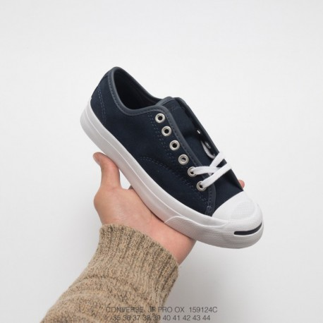 Converse Cons X Polar Skate Co. Jack Purcell Pro Offers Three Different Colorway Premium Suede Leather Sneakers. Each Sneaker I