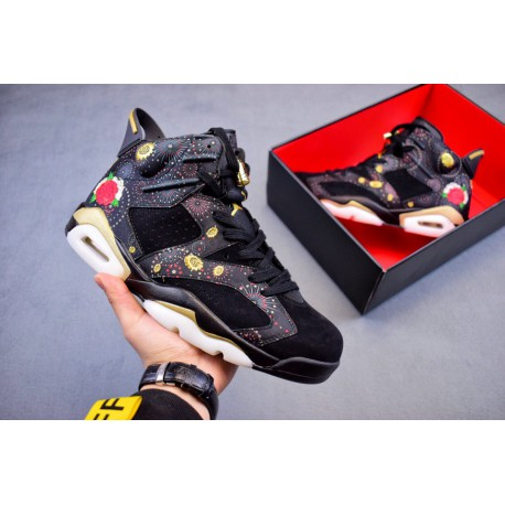 sneakers for cheap 2949d 04323 Air Jordan 6 China,Original Air Jordan 6,Jordan/Air Jordan 6 CNY Original  box original China Embroidery with Black as the base