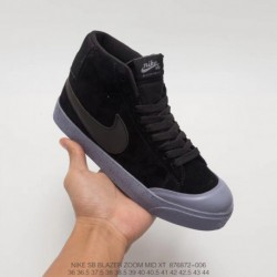 Nike-Dunk-SB-MID-White-AA4100-Nike-SB-BLAZER-ZOOM-MID-UNISEX-Mid-Sports-and-leisure-trend-SKATE-BOARD-shoes