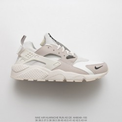 Ah8048-100 UNISEX Smaller Size With Accessory Overseas Limited Edition Nike Air Huarache Run As Qs Wallace Vintage Zipper Joggi